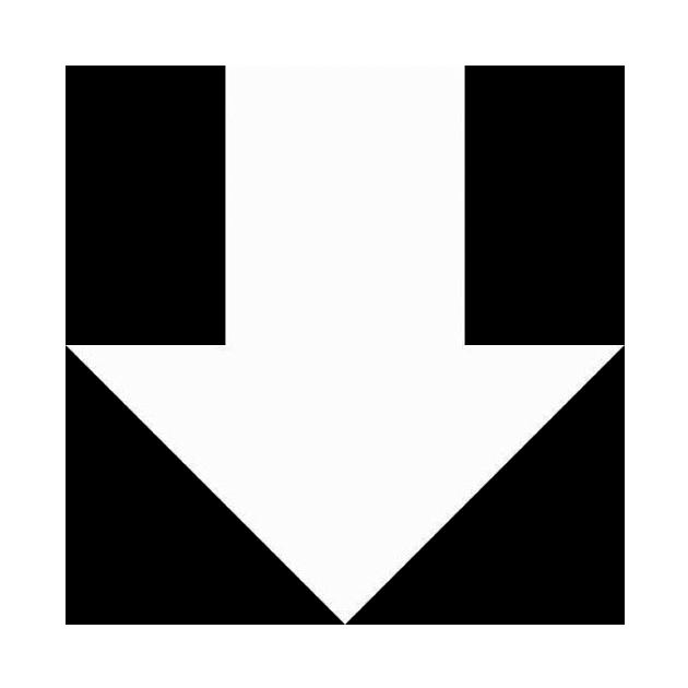 flèche signalétique