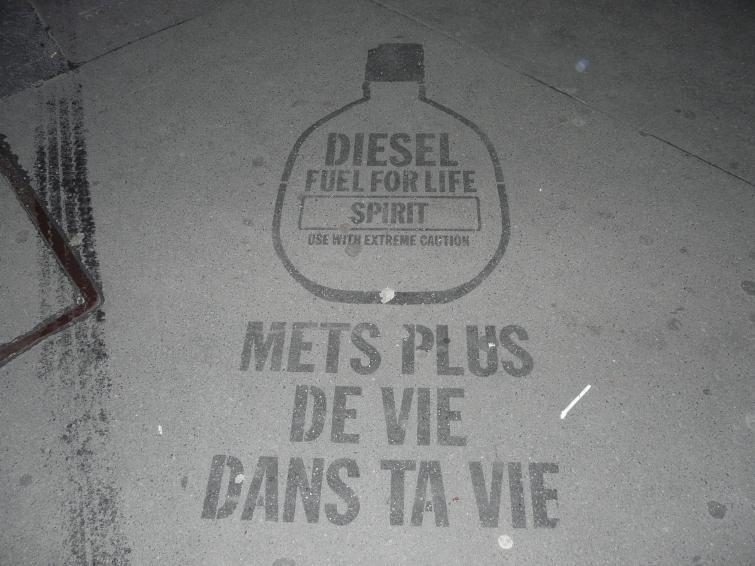 Tag propre Diesel®