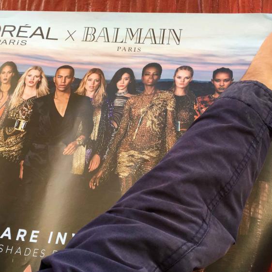 Affichage L'Oréal Paris