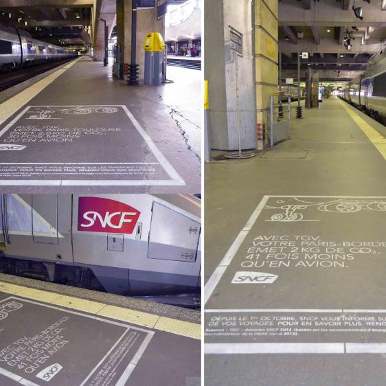 Clean-Tag - Paint-Tag - SNCF