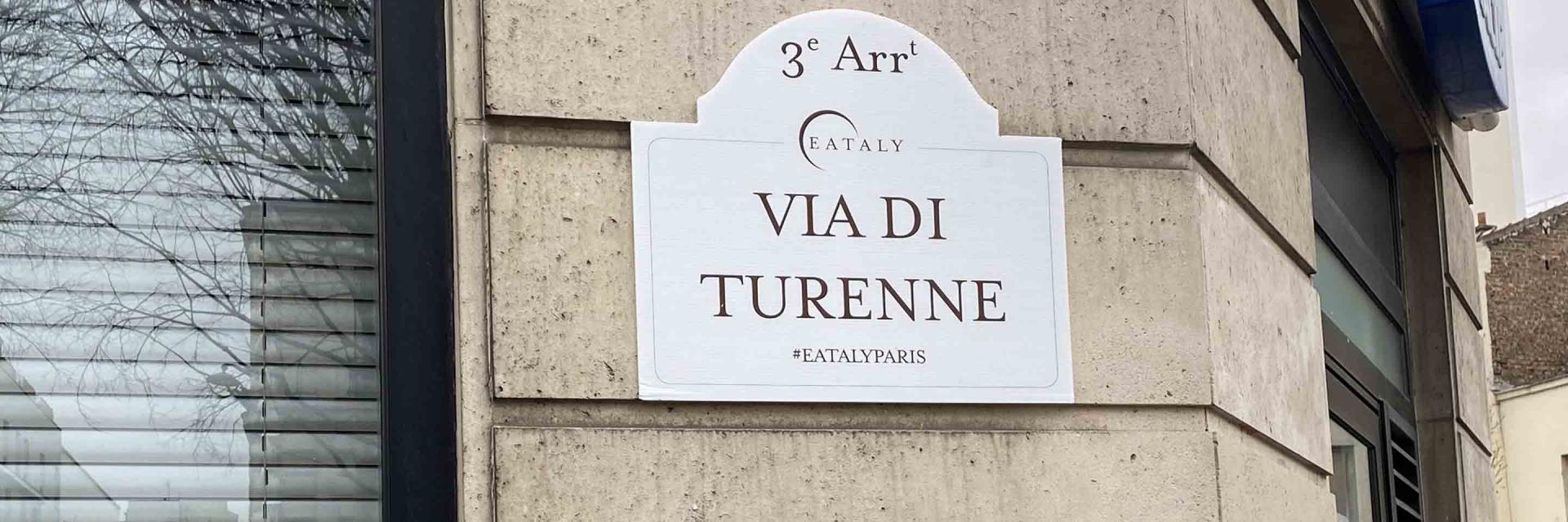 Boarding plaque de rue