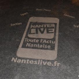 Un tag propre Nantes Live