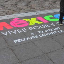 clean-Tag craie pour Mexico