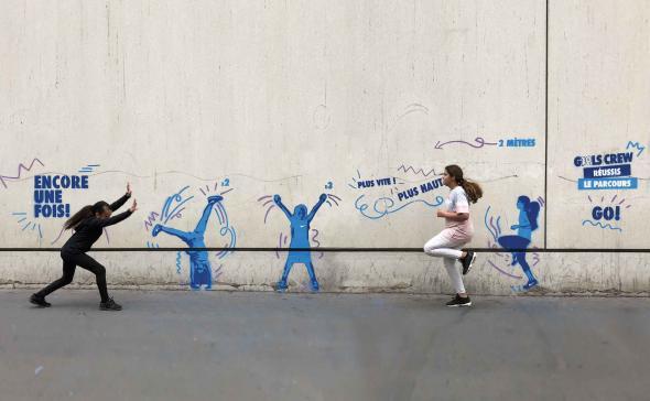 custo graffiti