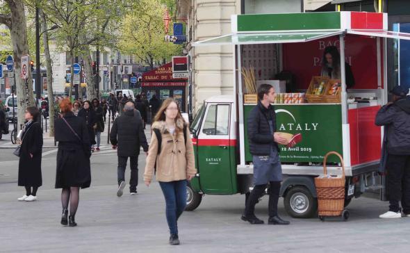 Roadshow dans Paris