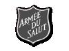 Logo armée du Salut en pochoir